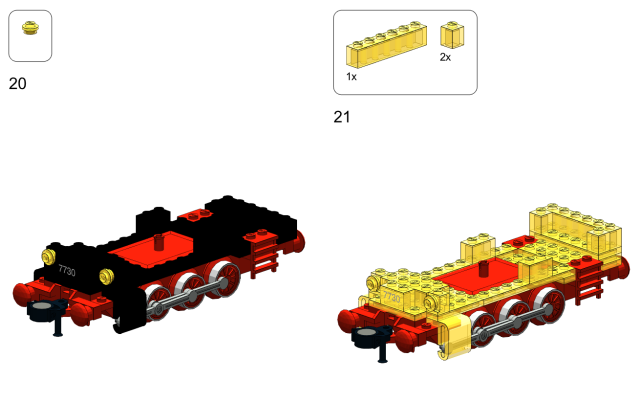 Lic A Tool For Creating Lego Building Instructions