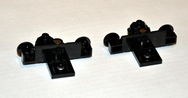 LEGO Parts~ Type 2 ~ 91968 1 Train Buffer Beam with Sealed Magnets